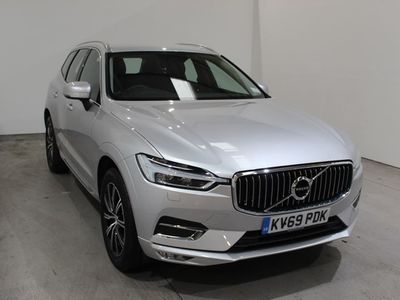 used Volvo XC60 2.0 T5 [250] Inscription 5Dr Awd Geartronic