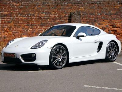used Porsche Cayman 2.7 PDK- UNDER OFFER - SIMILAR REQUIRED