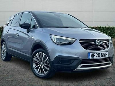 used Vauxhall Crossland X 1.2T [130] Griffin 5dr [Start Stop] Auto Hatchback