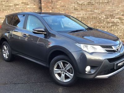 used Toyota RAV4 D-4D BUSINESS EDITION 2.0