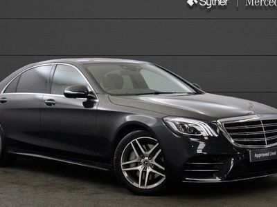 used Mercedes S350 S ClassL AMG Line Executive 4dr 9G-Tronic