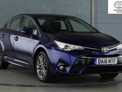 used Toyota Avensis 1.8 V-matic Business Edition CVT 4dr
