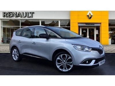 used Renault Grand Scénic 1.3 TCE 140 Iconic 5dr