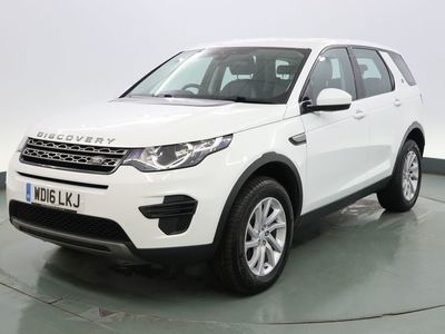 used Land Rover Discovery Sport 2.0 TD4 180 SE 5dr Auto - 7 SEATS - HEATED SEATS - BLUETOOTH AUDIO