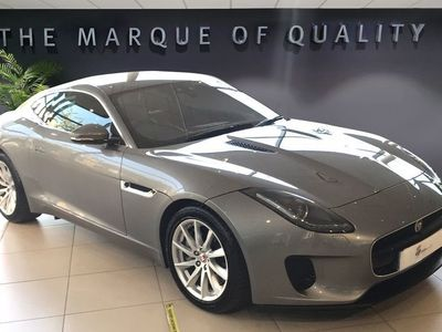 used Jaguar F-Type 3.0 Supercharged V6 2dr Auto