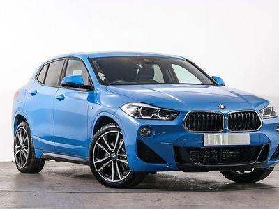 used BMW X2 X2 SeriesxDrive20d M Sport 2.0 5dr