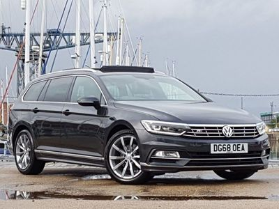 used VW Passat 2.0 TSI R Line 5dr DSG [Panoramic Roof]