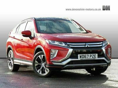 used Mitsubishi Eclipse Cross First Edition 1.5 5dr