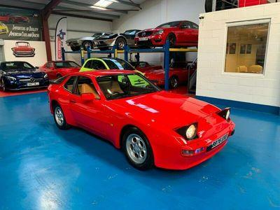 used Porsche 944 Lux FH 2dr