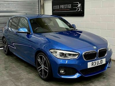 used BMW 118 1 Series 2.0 d M Sport Sports Hatch Auto (s/s) 5dr