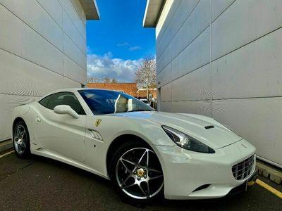 used Ferrari California 2 PLUS 2 4.3 2dr