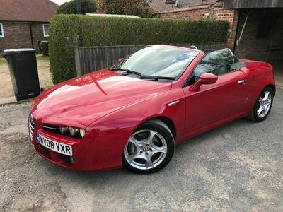 used Alfa Romeo Spider 2.4 JTDM 2dr