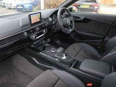 used Audi A4 40 TDI Black Edition 4dr S Tronic Saloon 2019
