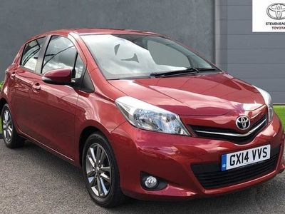 used Toyota Yaris 1.4 D-4D Icon+ 5Dr