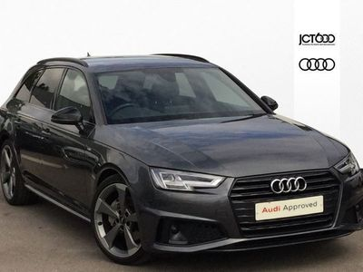 used Audi A4 40 TDI Black Edition 5dr S Tronic 2.0