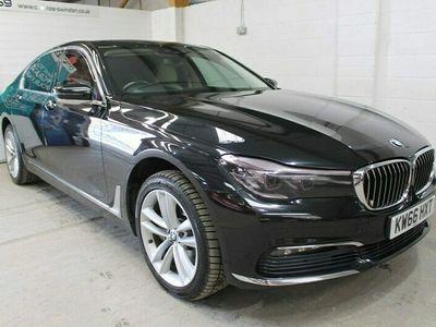 used BMW 1M 7 Series 3.0 740d Auto xDrive (s/s) 4drWARRANTY FULL HISTORY Saloon 2016