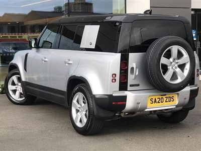 used Land Rover Defender ESTATE SPECIAL EDITIONS 2.0 D240 First Edition 110 5dr Auto