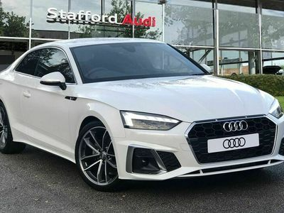 used Audi A5 2.0 TFSI 40 S line S Tronic (s/s) 2dr