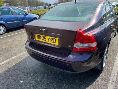 used Volvo S40 1.8 SE 4dr