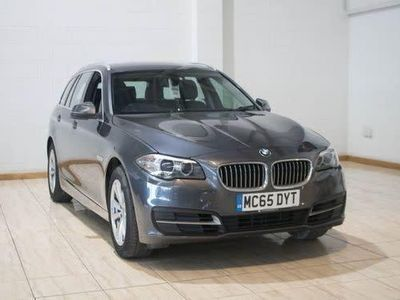 used BMW 518 5 SERIES d SE Touring 2.0 5dr