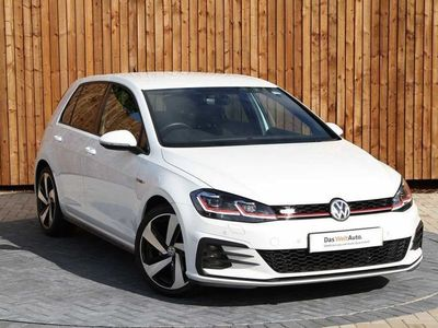 used VW Golf 2.0 TSI GTI 5dr DSG