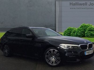 used BMW 520 5 SERIES 2019 Chester d M Sport Touring