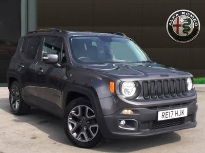 used Jeep Renegade 2017 Doncaster 1.6 MULTIJET NIGHT EAGLE II 5DR