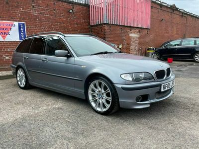 used BMW 318 3-Series Touring i Sport 5d