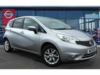 used Nissan Note 1.2 Acenta Premium 5dr Petrol Hatchback