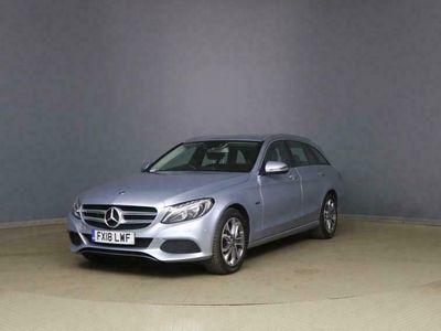 used Mercedes C350e C-CLASS 2.0SPORT 5d 208 BHP estate