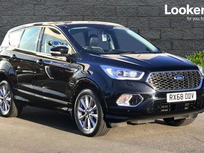 used Ford Kuga Vignale 1.5 Ecoboost 176 5Dr Auto