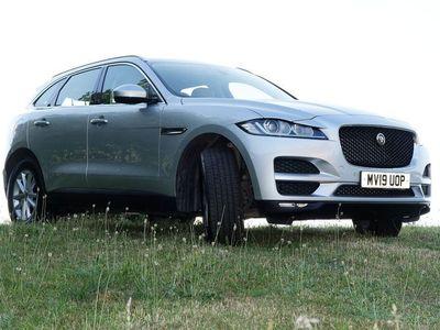 used Jaguar F-Pace 2.0d Prestige Auto AWD (s/s) 5dr