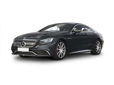 used Mercedes S65 AMG S CLASS2dr Auto amg coupe