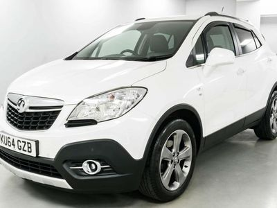 used Vauxhall Mokka 1.7 CDTi ecoFLEX 16v SE FWD (s/s) 5dr