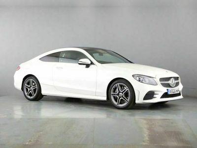 used Mercedes C300 D AMG LINE PREMIUM PLUS