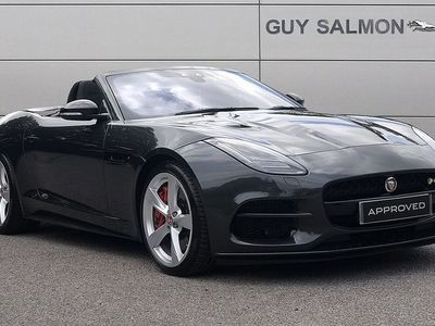 used Jaguar F-Type Supercharged V8 R 2dr Auto AWD 5.0
