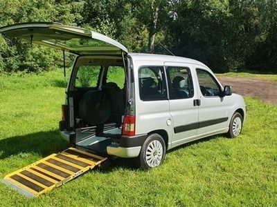 used Peugeot Partner Tepee 1.4 Totem ====Wheelchair Accessible Vehicle