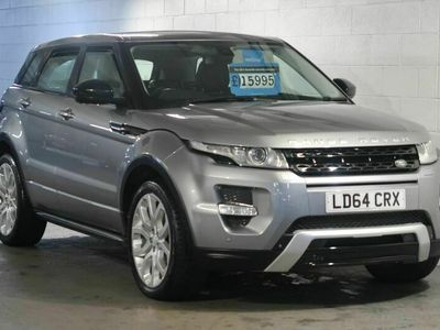 used Land Rover Range Rover evoque 2.2 SD4 Dynamic Lux AWD 5dr