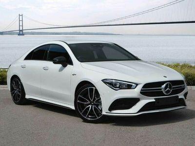 used Mercedes CLA35 AMG Premium 4Matic 4dr Tip Auto