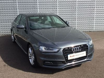 used Audi A4 TDI S LINE START/STOP Automatic 4-Door