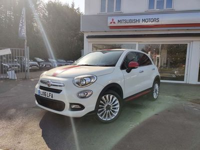 used Fiat 500X 1.4 MultiAir Lounge (s/s) 5dr