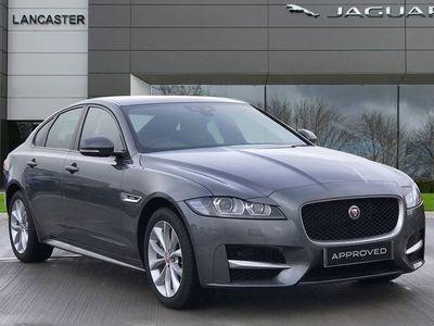 used Jaguar XF 2.0 i4 Diesel (180PS) R-Sport