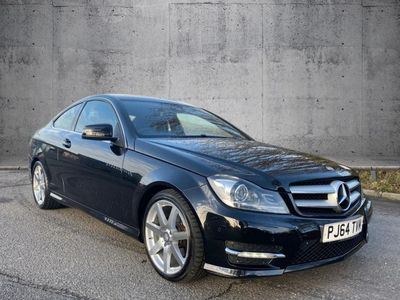 used Mercedes C220 C ClassCDI AMG SPORT EDITION Coupe diesel coupe