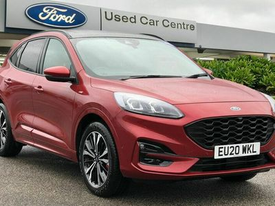 used Ford Kuga 1.5 EcoBlue ST-Line X First Edition 5dr 4x4/Crossover