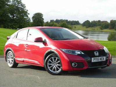 used Honda Civic 1.6 i-DTEC SE Plus 5dr