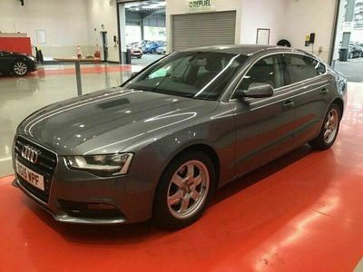 used Audi A5 2.0TD (136ps)
