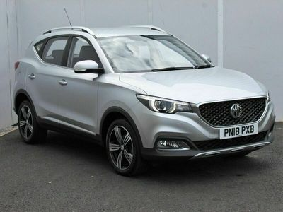 used MG ZS 1.5 VTi-TECH Exclusive 5dr