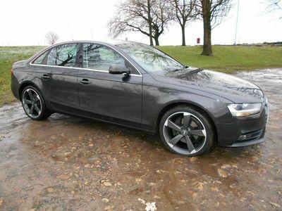 used Audi A4 3.0 TDI SE S Tronic quattro 4dr