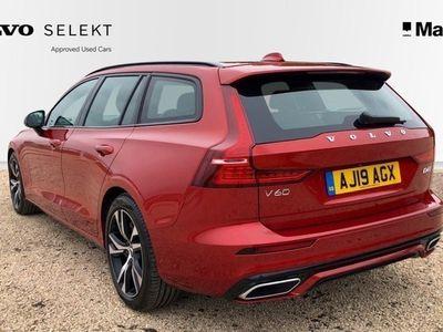 used Volvo V60 2.0 D4 [190] R DESIGN 5dr Estate 2019