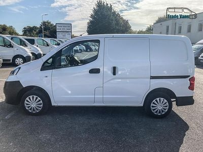 used Nissan NV200 Acenta Electric Pack Aircon TWIN SIDE DOOR NO VAT